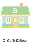 House Clipart #1723061 by Alex Bannykh