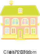 House Clipart #1723066 by Alex Bannykh