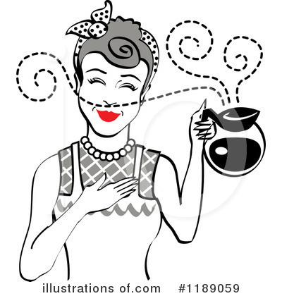 Coffee Clipart #1189059 by Andy Nortnik