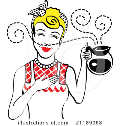 Coffee Clipart #1189063 by Andy Nortnik