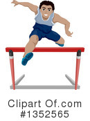 Hurdle Clipart #1352565 by BNP Design Studio