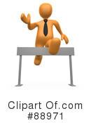 Hurdle Clipart #88971 by 3poD