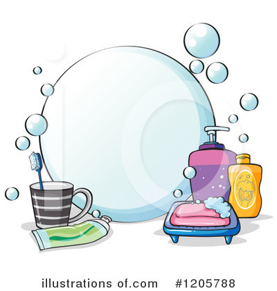 Hygiene Clipart #1205788 by Graphics RF