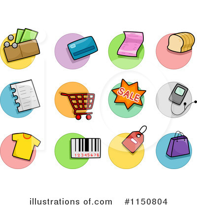 Price Tag Clipart #1150804 by BNP Design Studio