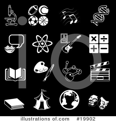 Icons Clipart #19902 by AtStockIllustration