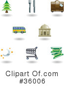Icons Clipart #36006 by AtStockIllustration