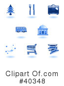 Icons Clipart #40348 by AtStockIllustration