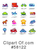 Icons Clipart #58122 by NL shop