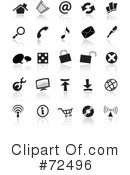 Icons Clipart #72496 by cidepix