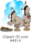 Indian Clipart #4614 by djart