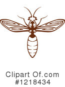 Insect Clipart #1218434 by Vector Tradition SM