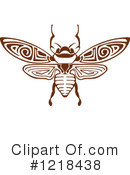 Insect Clipart #1218438 by Vector Tradition SM