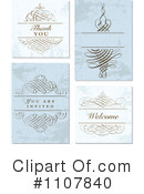 Invitation Clipart #1107840 by BestVector