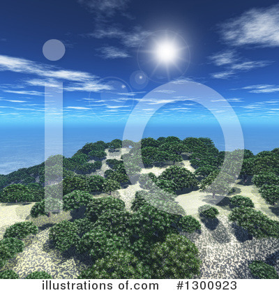 Trees Clipart #1300923 by KJ Pargeter