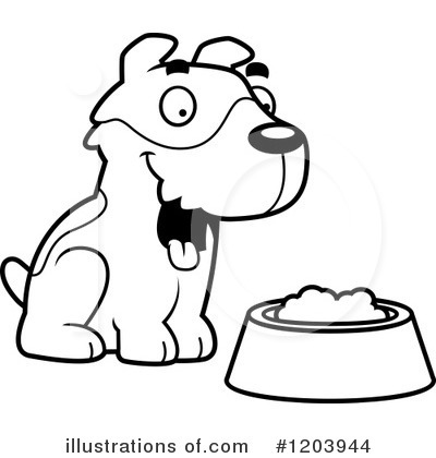 Jack Russell Terrier Clipart #1203944 by Cory Thoman