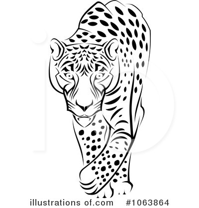 jaguar clipart #1063864 - illustrationvector tradition sm