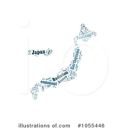 Royalty-Free (RF) Japan Clipart Illustration by MacX - Stock Sample #1055446