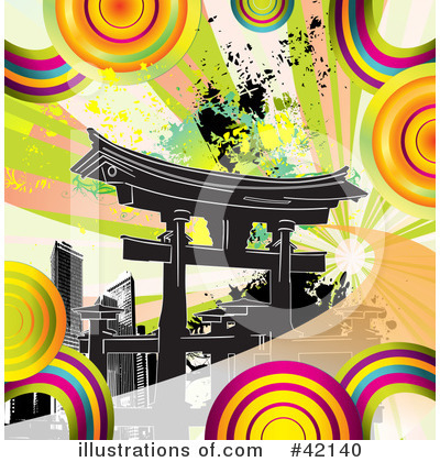 Japan Clipart #42140 by MacX