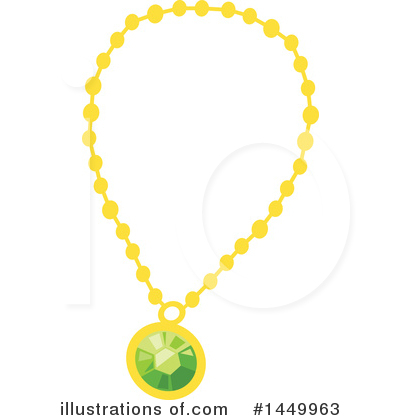 Jewelry Clipart #1449963 by Vector Tradition SM