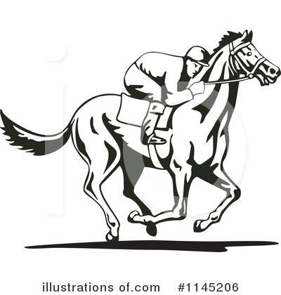 Jockey Clipart 1145206