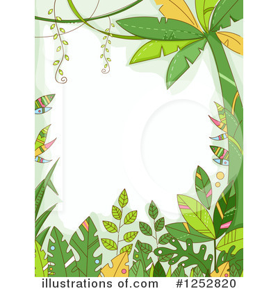 jungle clipart 1252820 illustration by bnp design studio rh illustrationsof com jungle clip art images jungle clipart free