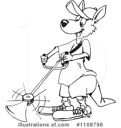 Kangaroo Clipart 1108796