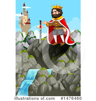 Castle Clipart #1476460 by Graphics RF