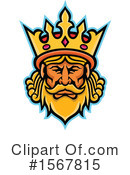 King Clipart #1567815 by patrimonio