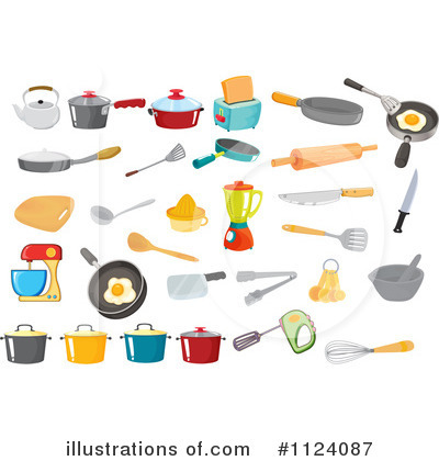 kitchen clipart 1124087 illustration by graphics rf rh illustrationsof com free kitchen clipart borders 8-1/2 by 11 free clipart kitchen tools