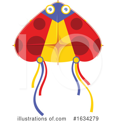 Ladybug Clipart #1634279 by Vector Tradition SM