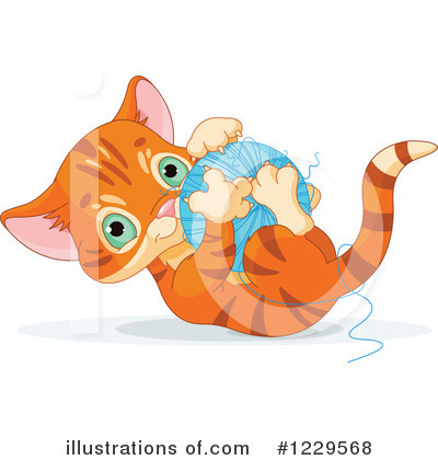 Cat Clipart #1229568 by Pushkin