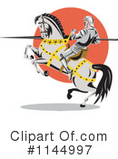 Knight Clipart #1144997 by patrimonio