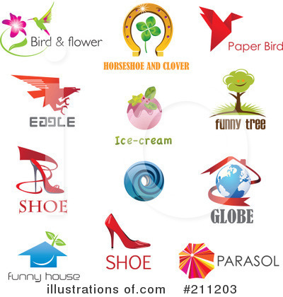 High Heel Clipart #211203 by Eugene