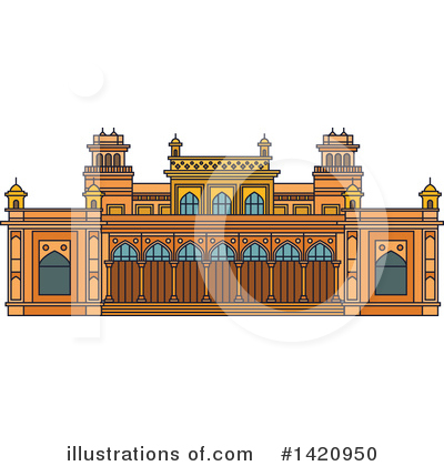 Indian Clipart #1420950 by Vector Tradition SM