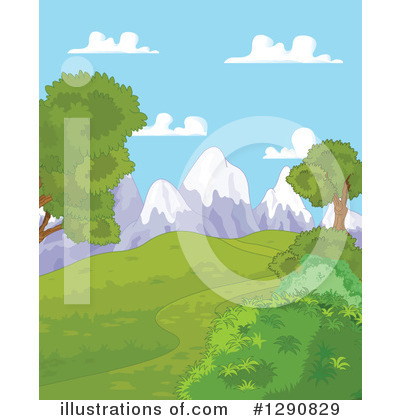 Spring Time Clipart #1290829 by Pushkin