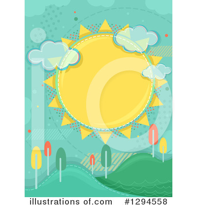 Sun Clipart #1294558 by BNP Design Studio