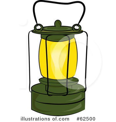 Royalty Free RF Lantern Clipart Illustration 62500 By Pams