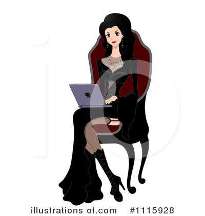 Fashion Clipart #1115928 by BNP Design Studio