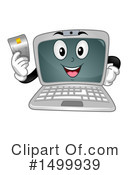 Laptop Clipart #1499939 by BNP Design Studio