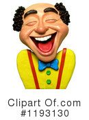 Laughing Clipart #1193130 by Amy Vangsgard