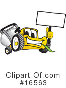 Lawn Mower Clipart #16563 by Toons4Biz