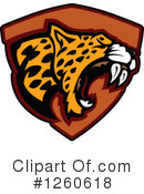 Leopard Clipart #1260618 by Chromaco