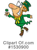 Leprechaun Clipart #1530900 by toonaday