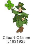 Leprechaun Clipart #1631925 by djart