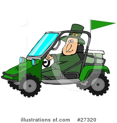 Leprechaun Clipart #27320 by djart