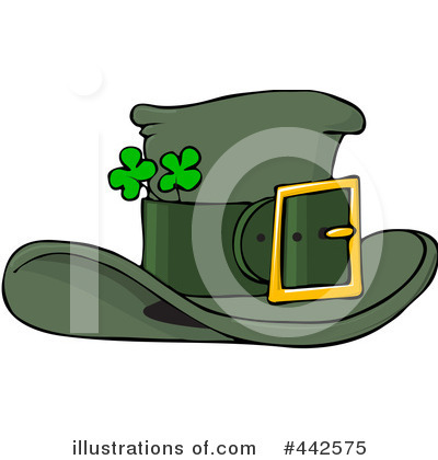 Leprechaun Clipart #442575 by djart
