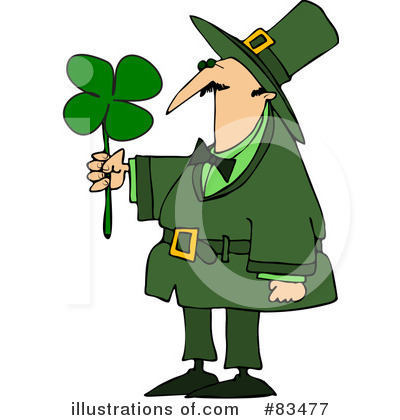 Leprechaun Clipart #83477 by djart