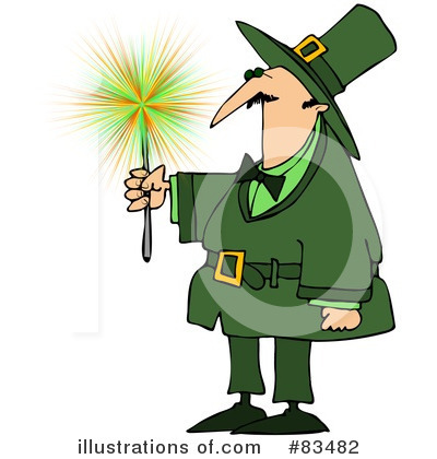 Leprechaun Clipart #83482 by djart