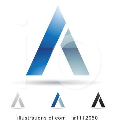 Letter A Clipart #1112050 by cidepix