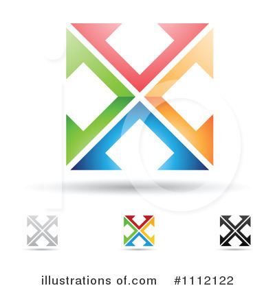 Letter Logo Clipart #1112122 by cidepix